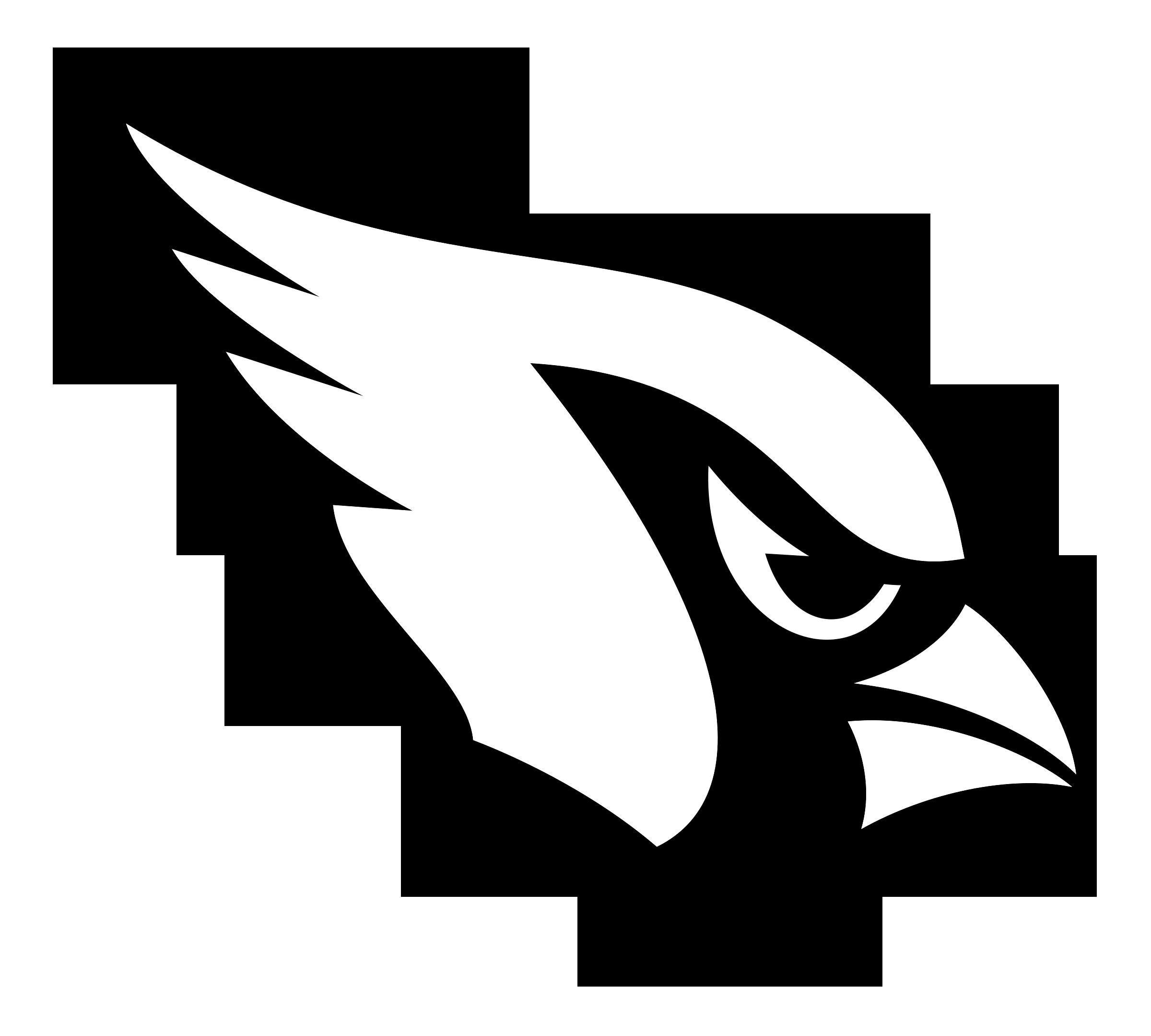 Arizona cardinals nfl falcons. Falcon clipart atlanta falcon