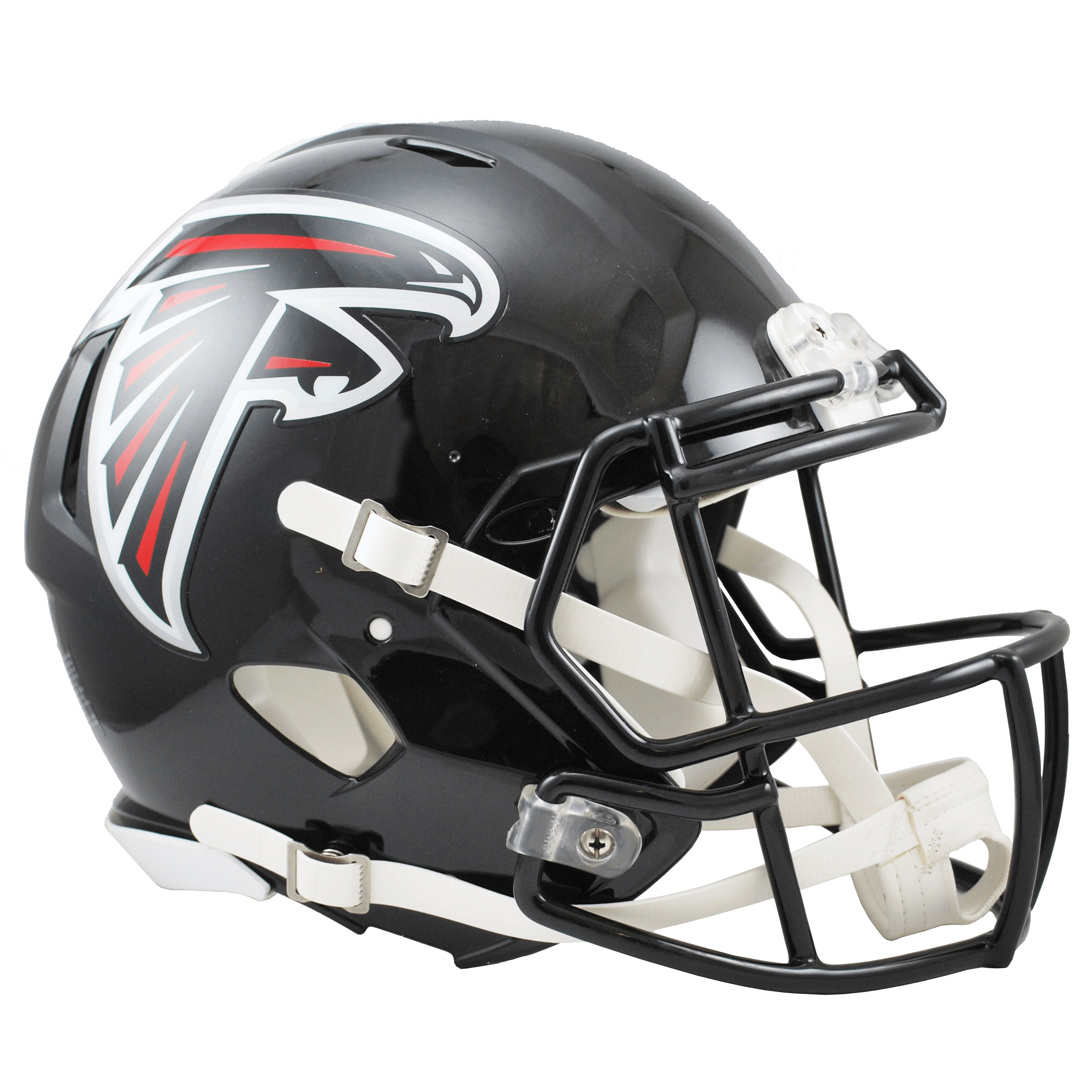 Falcons helmet png. Atlanta transparent stickpng