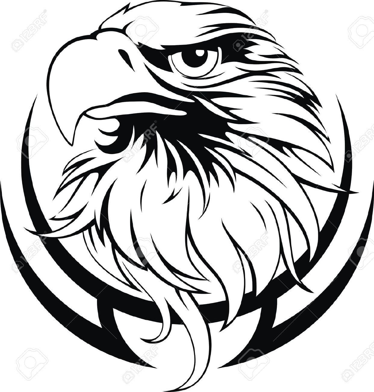 Falcon clipart blackhawk. Black hawk cliparts stock