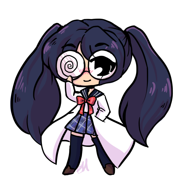 Falcon clipart chibi. Itty bit commision for