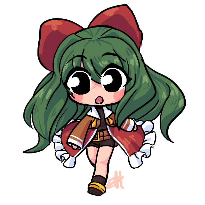 Itty bit commision for. Falcon clipart chibi