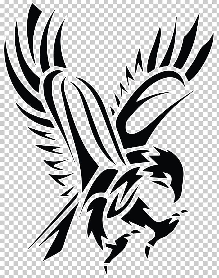 Tattoo eagle bird png. Falcon clipart chicken hawk