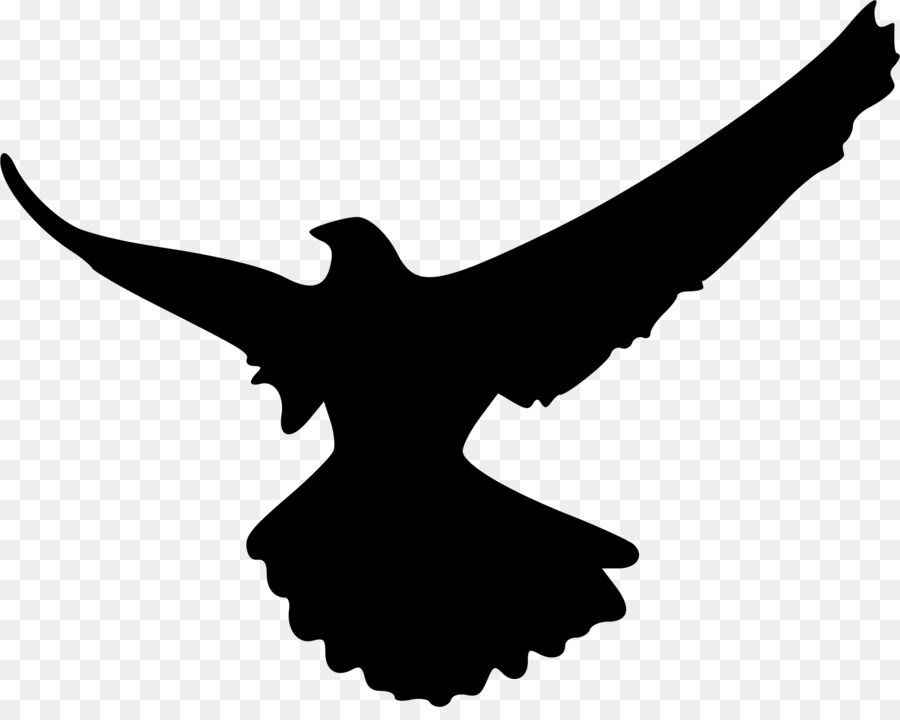 Falcon clipart creative. Eagle drawing bird silhouette