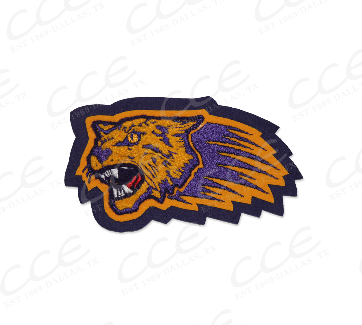 Wildcat clipart woodland. Godley hs wildcats sleeve