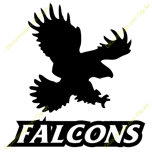 Cliparts free download best. Falcon clipart falcon football