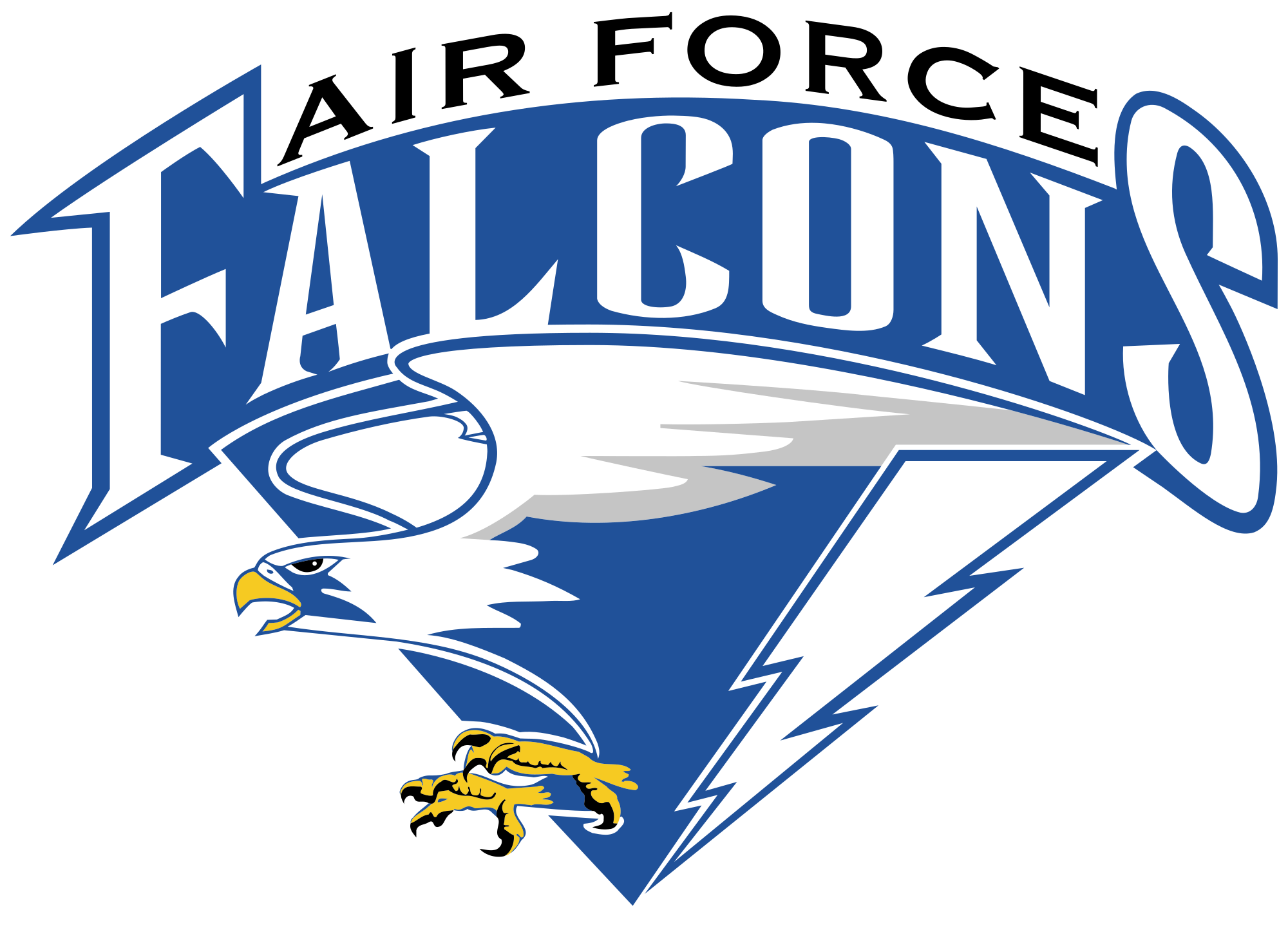 Falcon clipart falcon football.  air force falcons