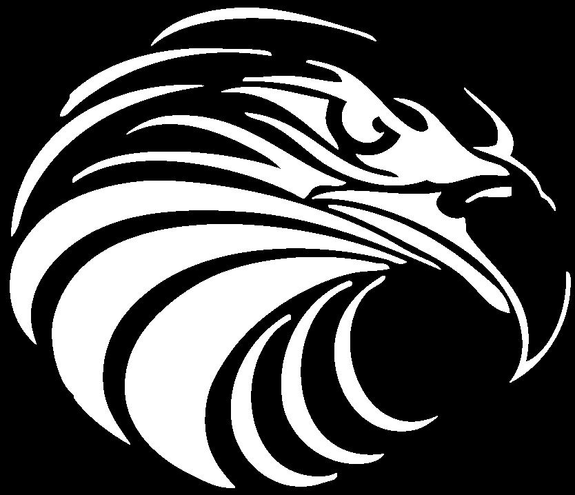 Falcon clipart logo. Head drawing at getdrawings