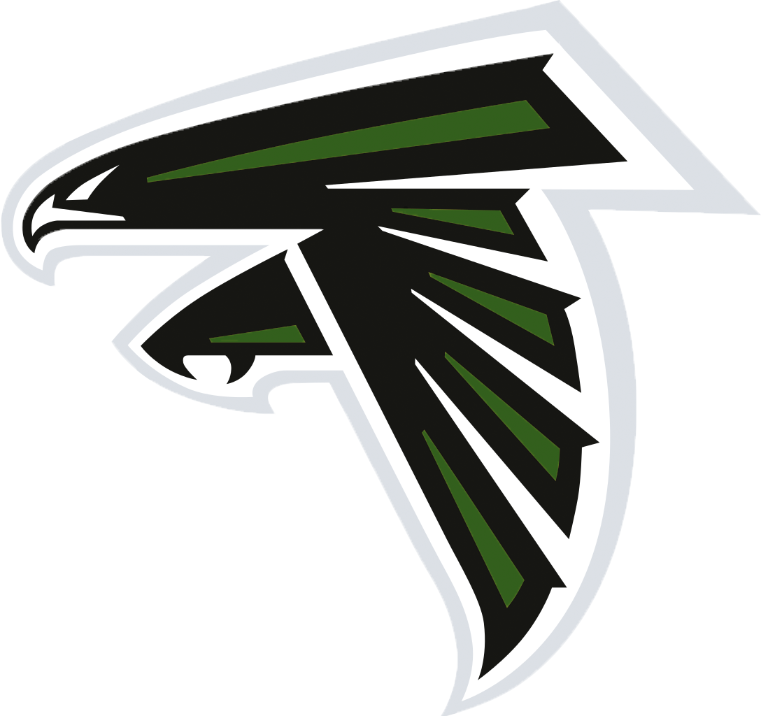 Pictures of the falcons. Falcon clipart logo