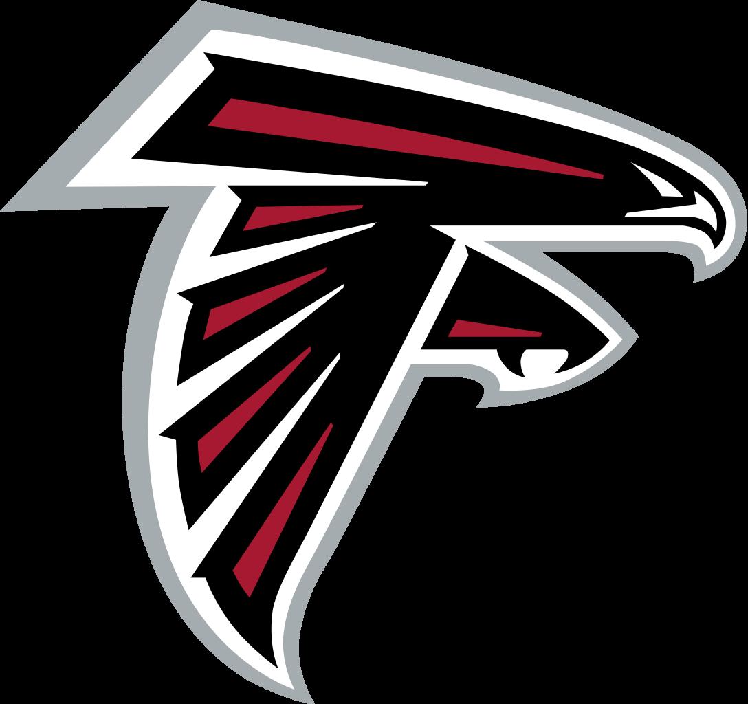 Atlanta falcons transparent png. Falcon clipart logo