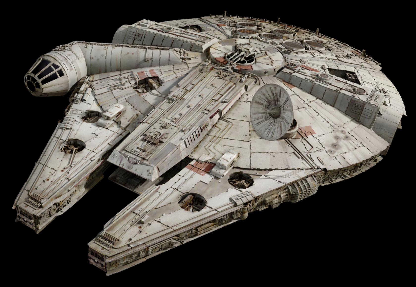 Latest millennium pinterest . Falcon clipart star wars ship