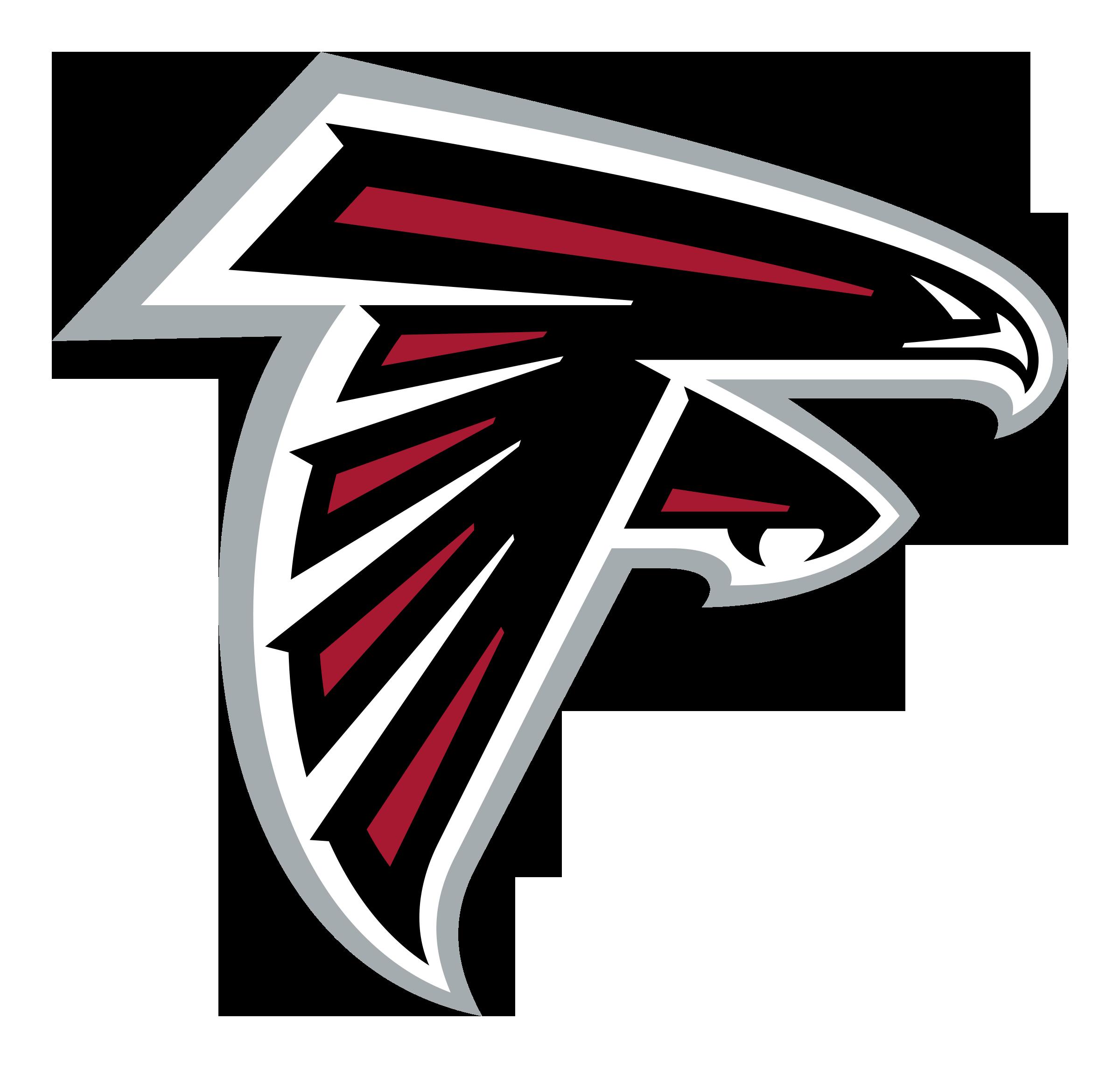 Falcon clipart vector. Atlanta falcons logo png