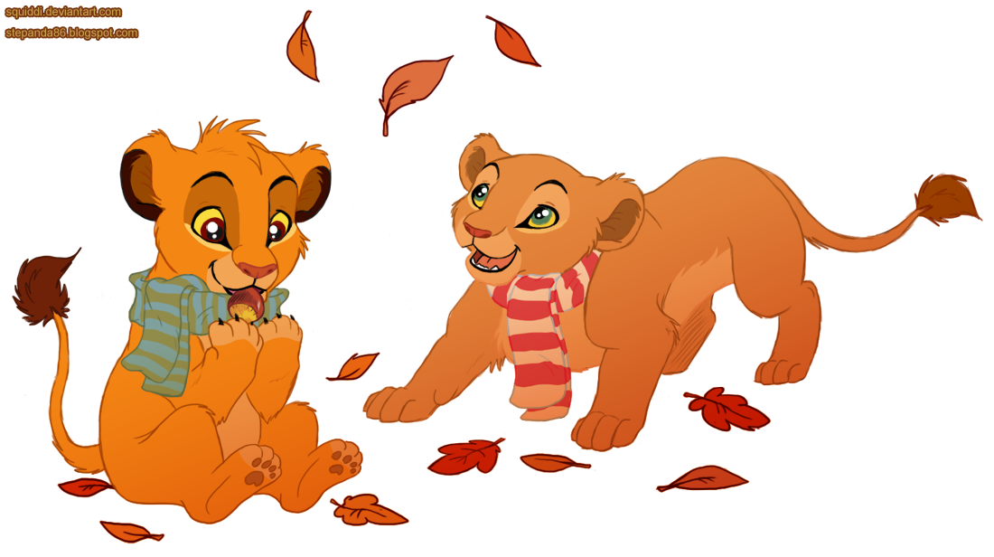 Fall clipart autumn animal. By stepandy on deviantart