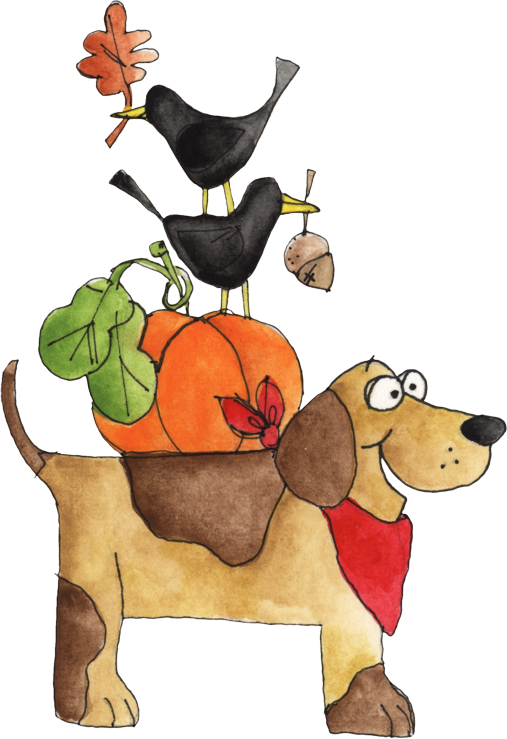 Welcome and album ch. Fall clipart autumn animal