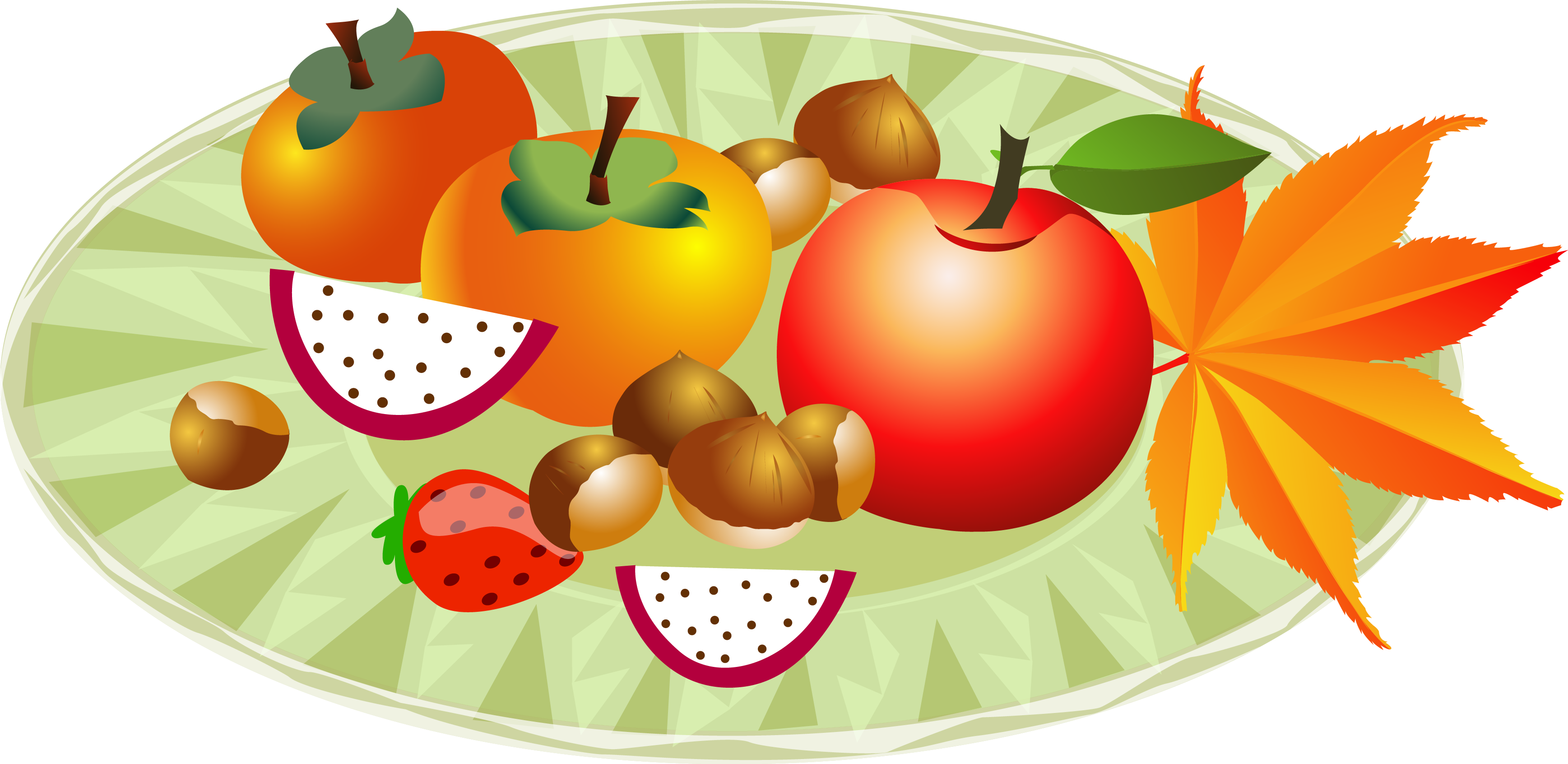 Illustration harvest transprent png. Grapes clipart autumn fruit
