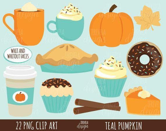 sale pumpkin. Fall clipart autumn food