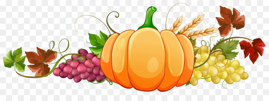 Winter thanksgiving . Fall clipart autumn food