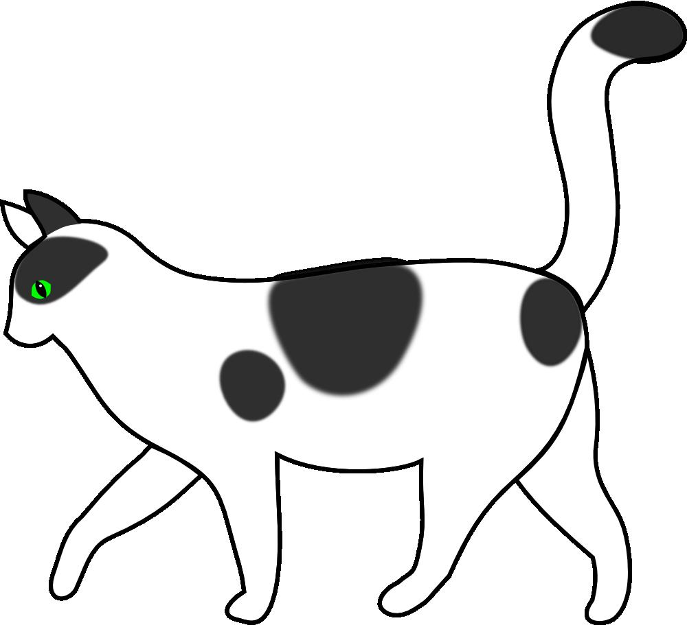 Kittens clipart sad. Onlinelabels clip art white