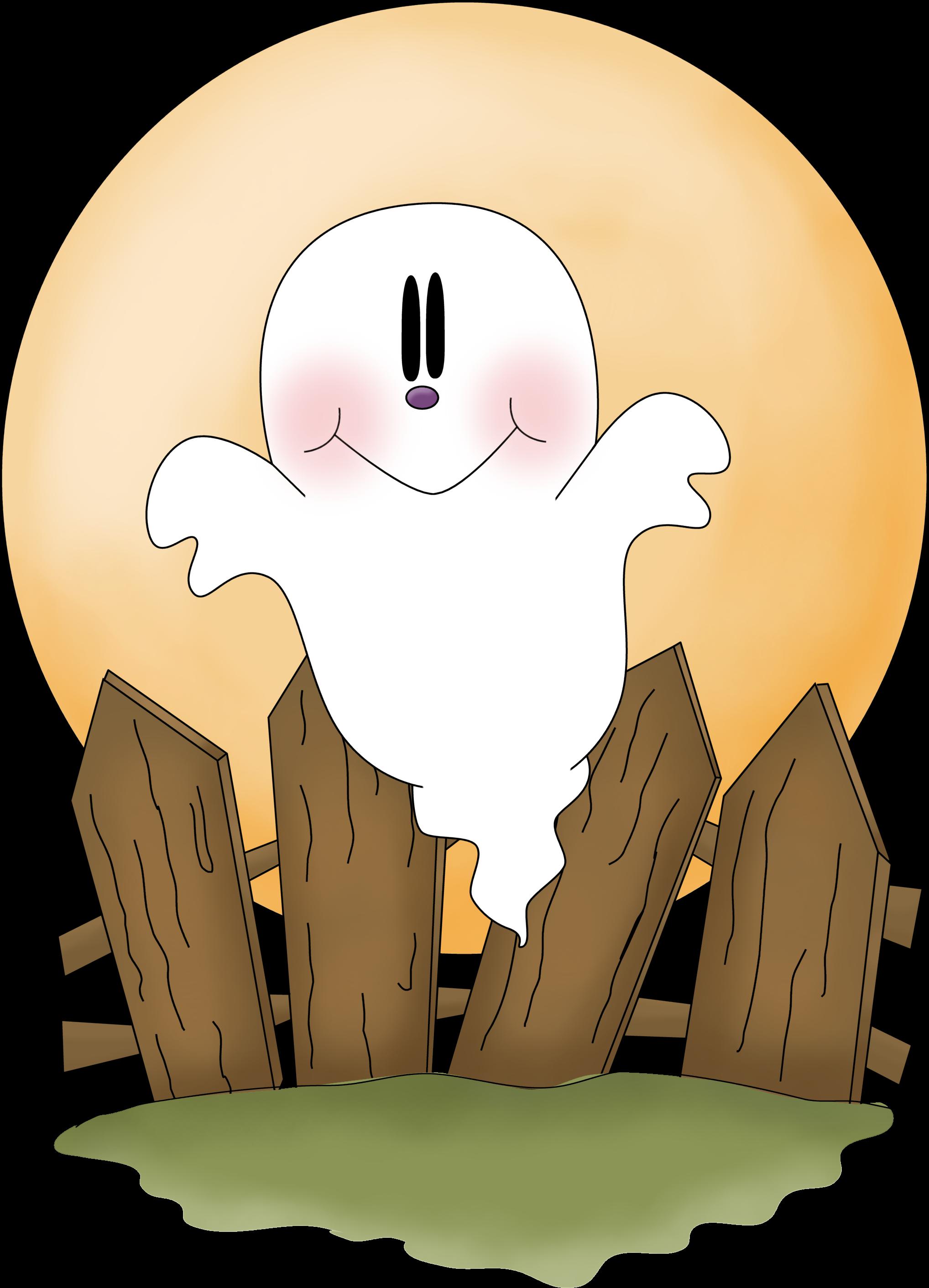 Halloween ghost clip art. Frankenstein clipart decor