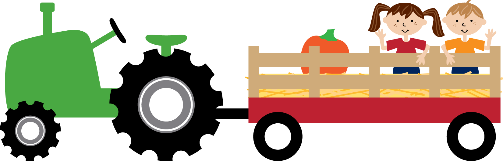 Hayride free download best. Wagon clipart cute