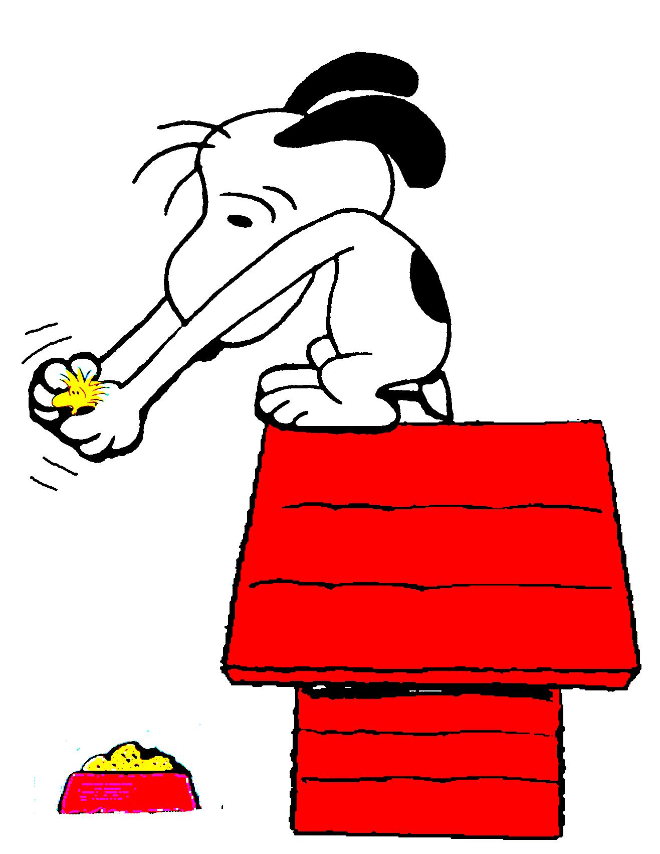 Winter clipart peanuts. Snoopy woodstock pinterest charlie