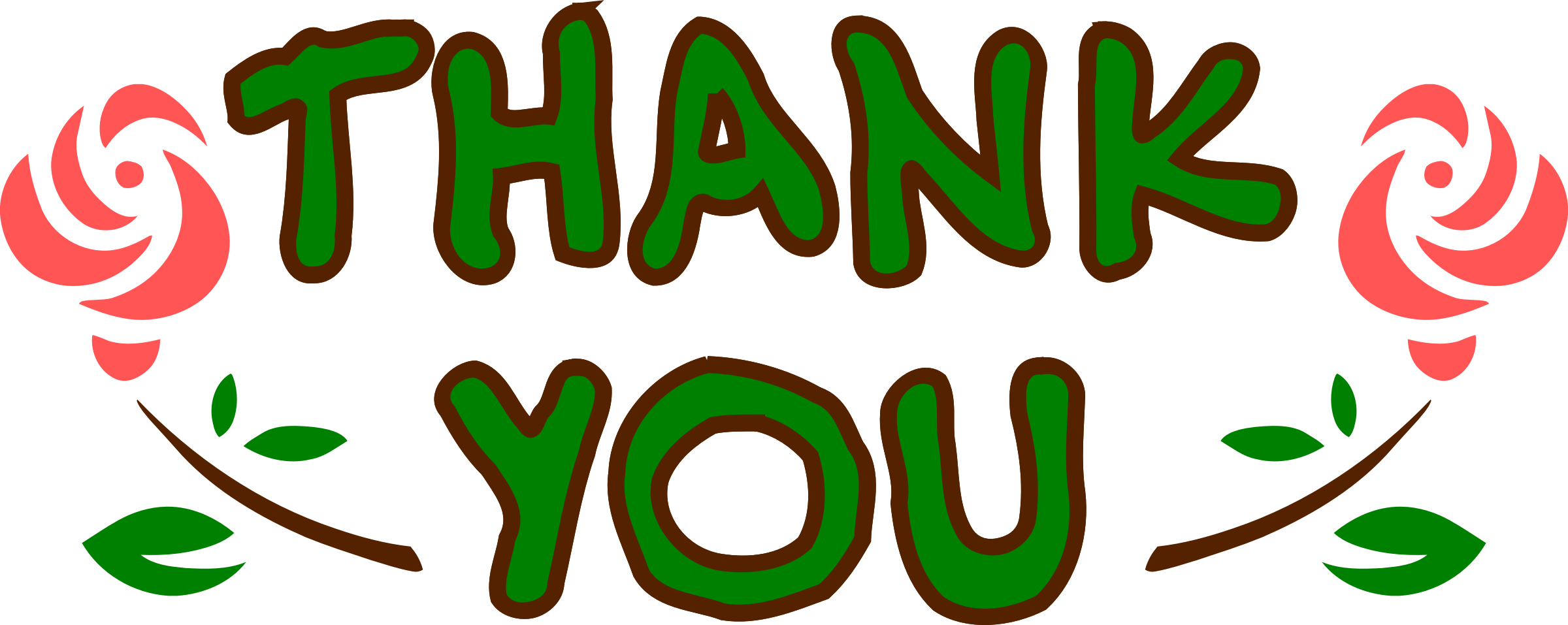 Thank you big image. Thanks clipart greatful