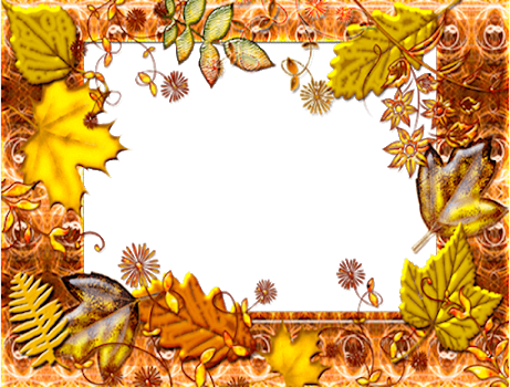 Fall frame png. Picture frames choice image
