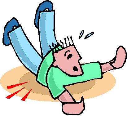 Falling clipart. Clip art activities picgifs