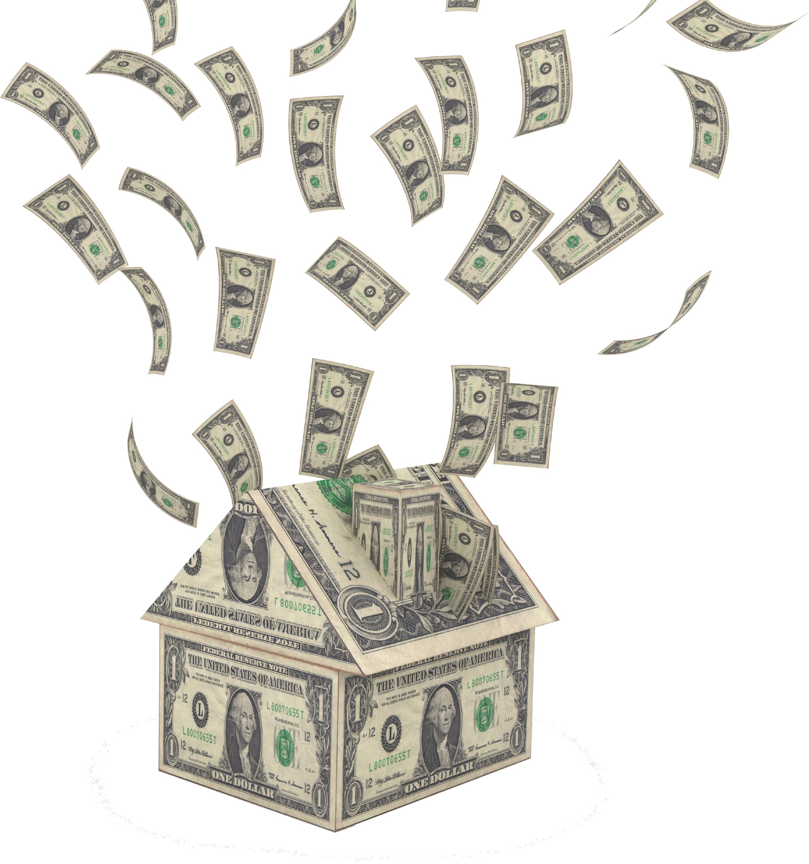 Image purepng free transparent. Falling money background png