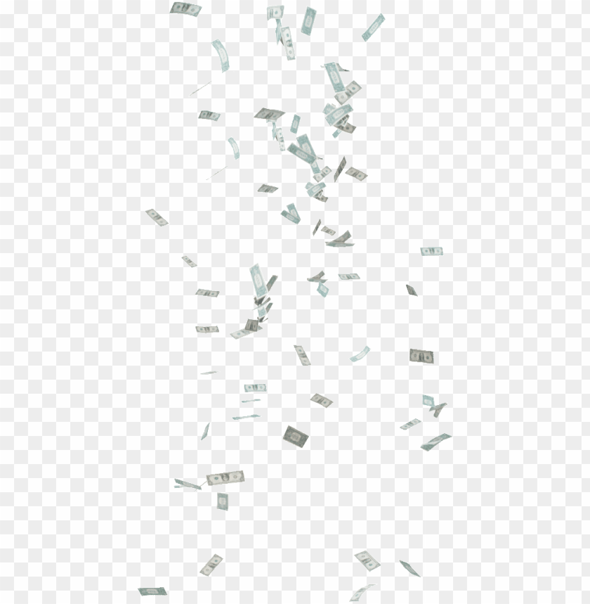 Falling money background png. Free images toppng transparent
