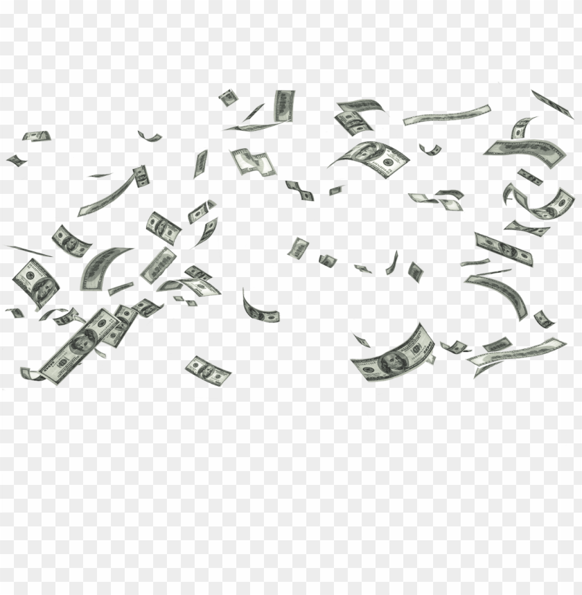 Free images toppng transparent. Falling money background png