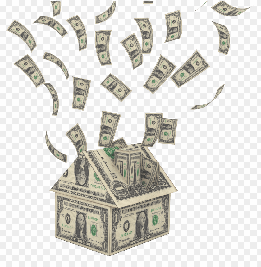 Free images toppng transparent. Falling money png