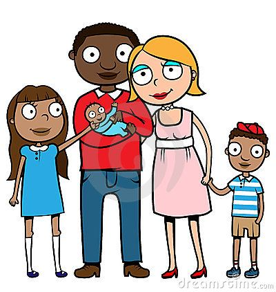 Babysitting clipart blended family. Clip art and families