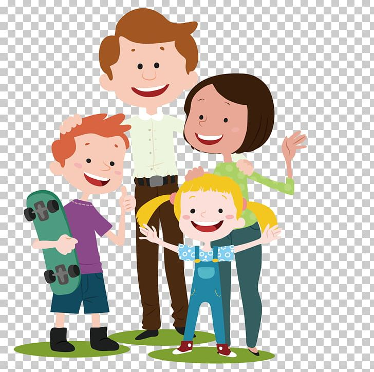 Family clipart boy. Cartoon png character