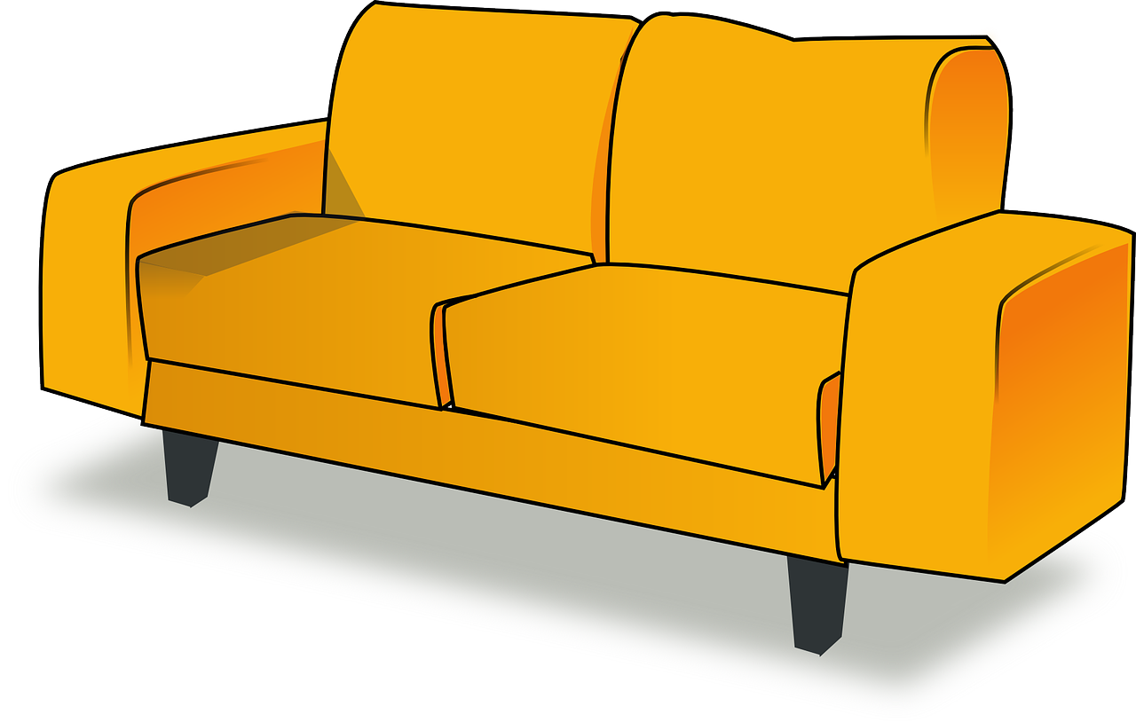 Furniture clipart red couch. Pin by dreami globetrotter