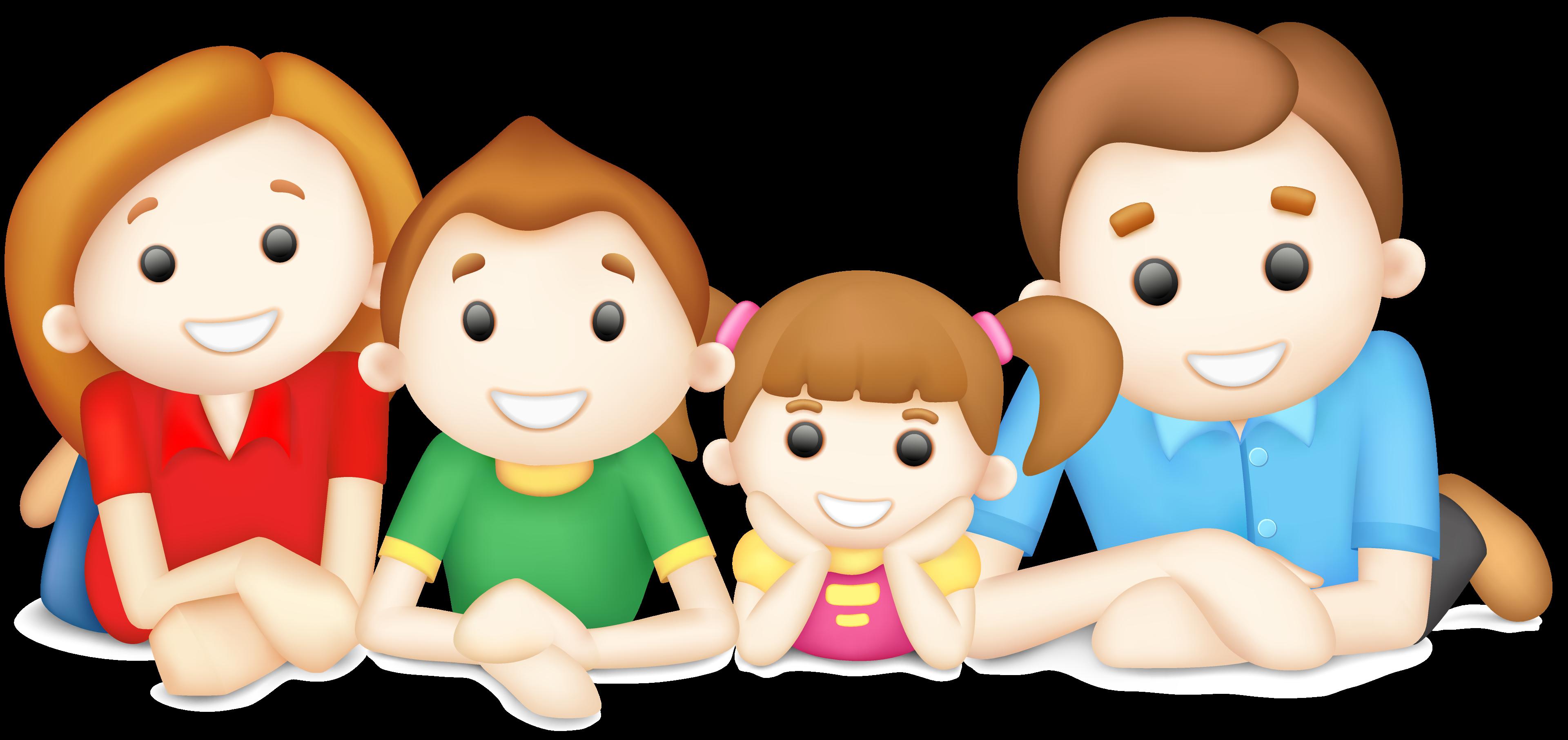 pinterest. Families clipart happy family