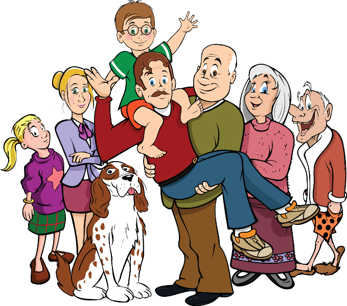 Families clipart happy family. International day of hd