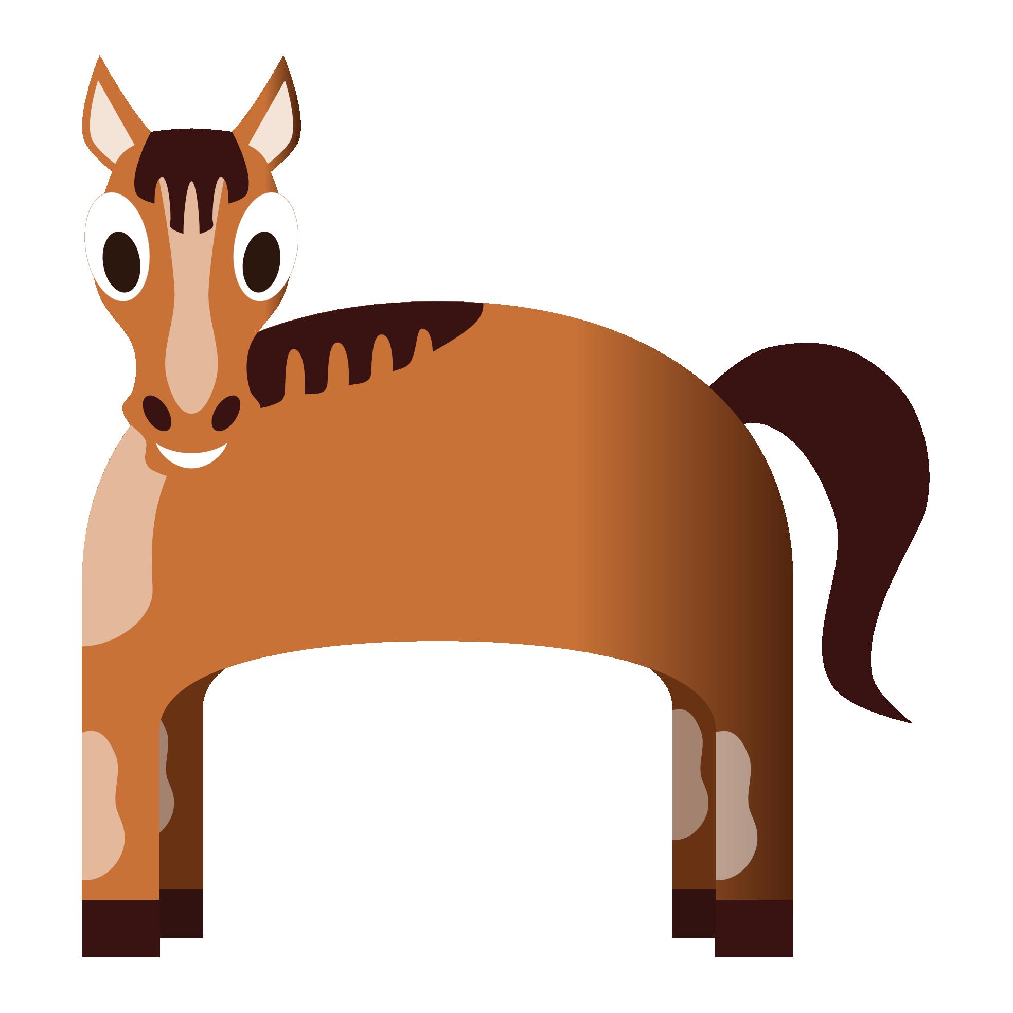 Clipartist net clip art. Family clipart horse