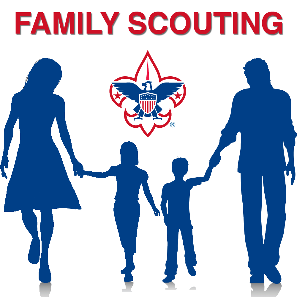 Silhouette of families at. Photo clipart family photograph