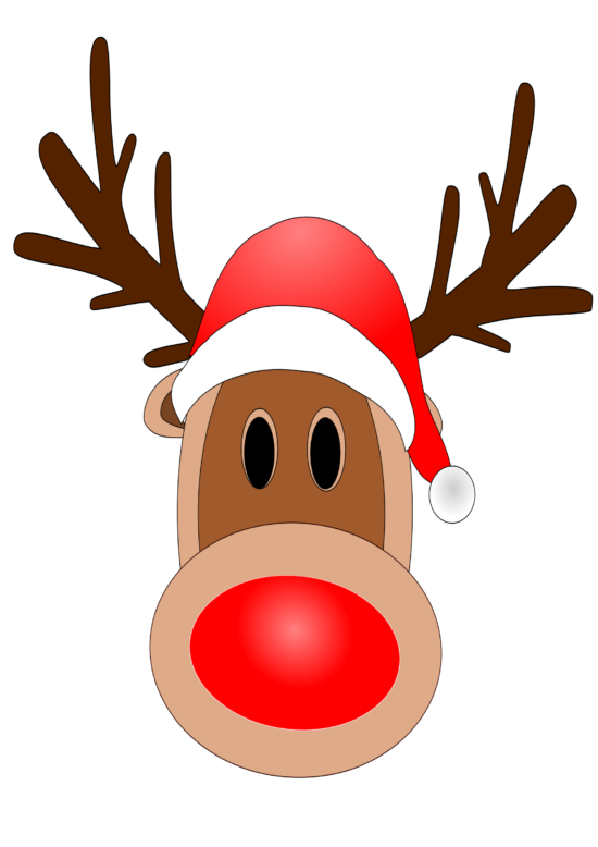 Happy xmas war is. Families clipart reindeer