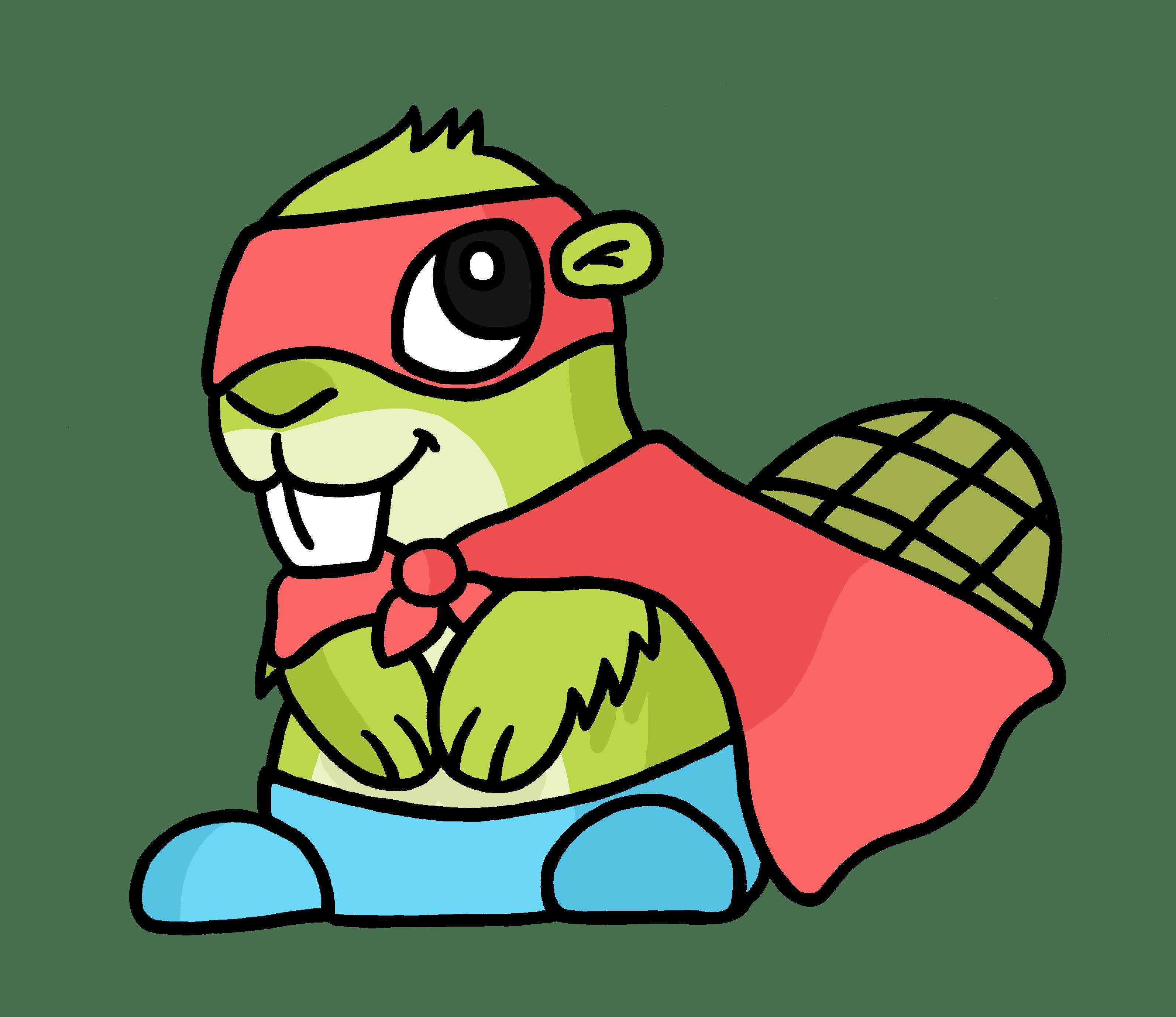 Hero clipart animal. Superhero adsy transparent png