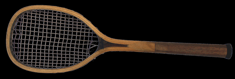 Antique racket transparent png. Lady clipart tennis