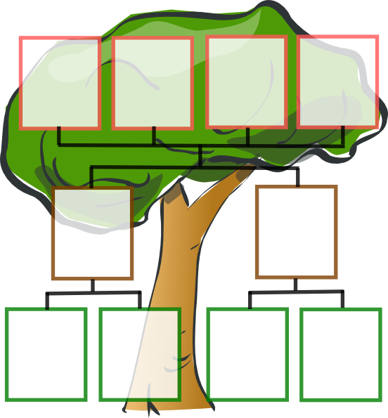 Staircase clipart success. Family tree generation clip