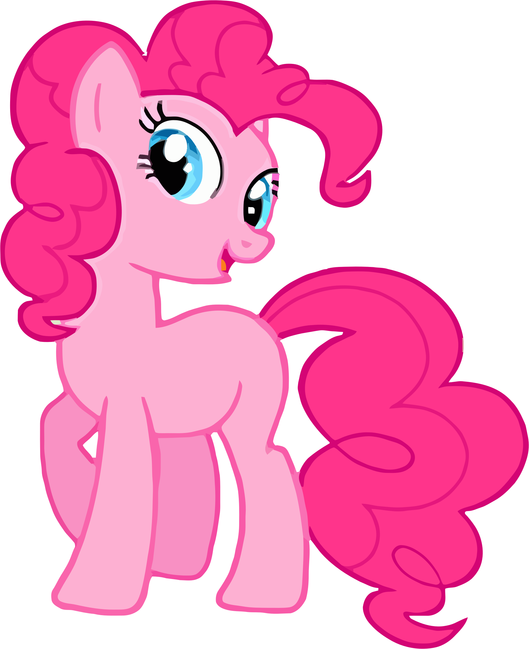 Girly clipart horse. Your large icons png