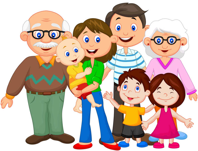 png clip art. Family clipart muslims