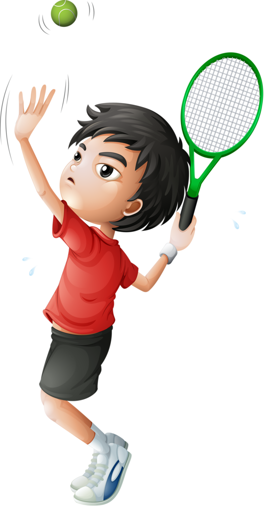 Profiss es e of. Female clipart badminton player