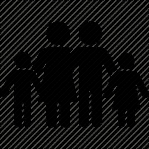 Family icon png. By boris farias children
