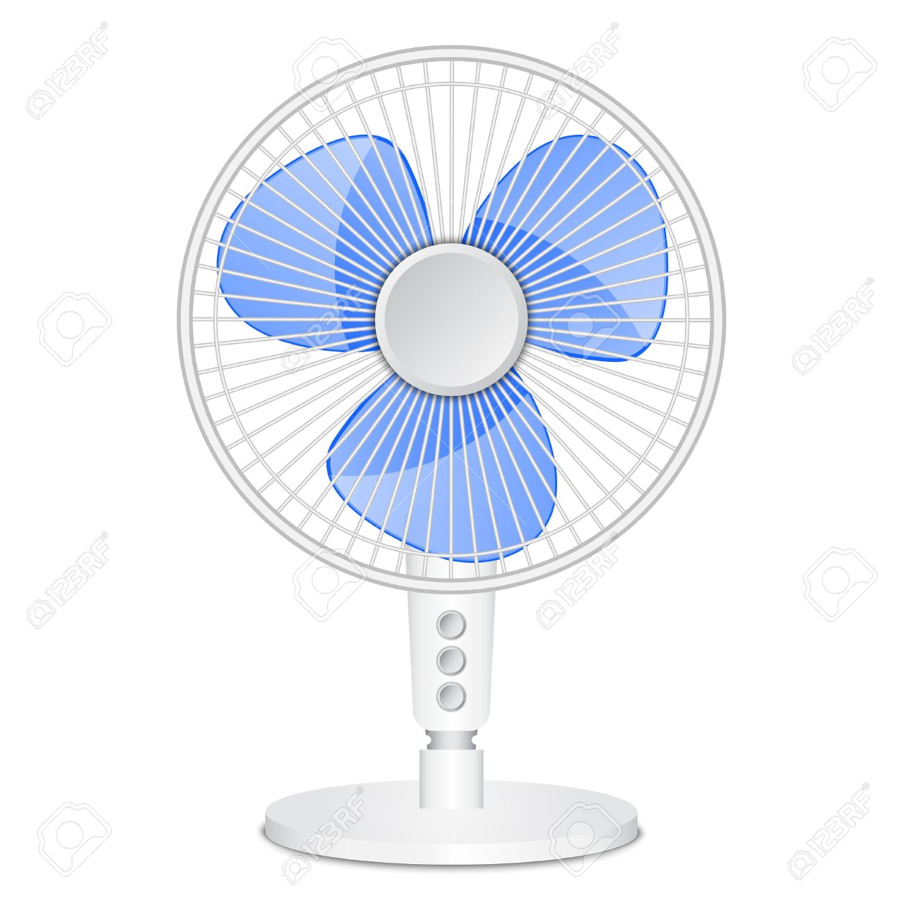 Electric station . Fan clipart 1 fan