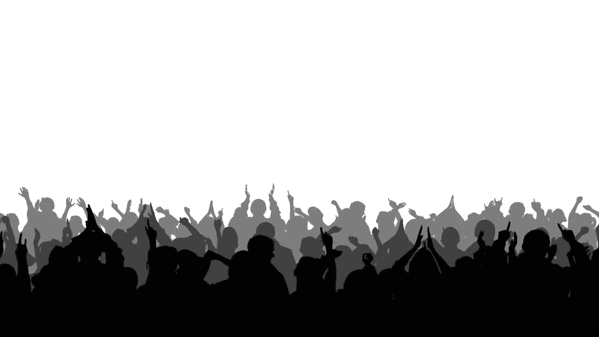 collection of cheering. Hockey clipart crowd
