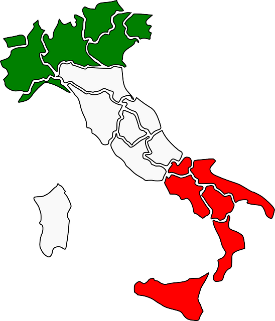 italy clipart boot