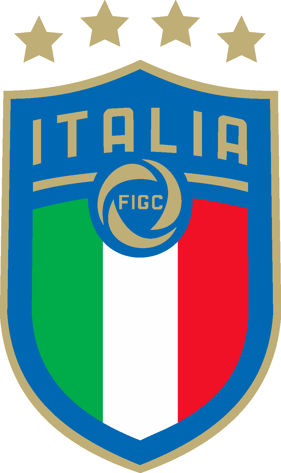 Italian federation italy national. Heartbeat clipart football